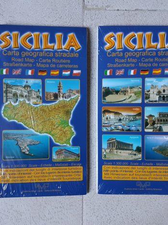 CARTINE SICILIA