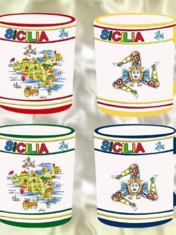 MUG CM.9 C/MANICO SICILIA