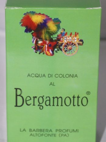 BERGAMOTTO COLONIA ML 50