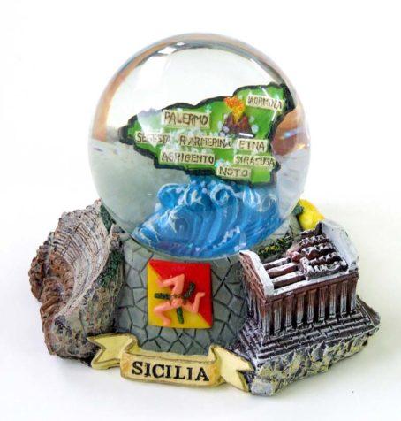 BOLLA SICILIA + IPM MAPPA