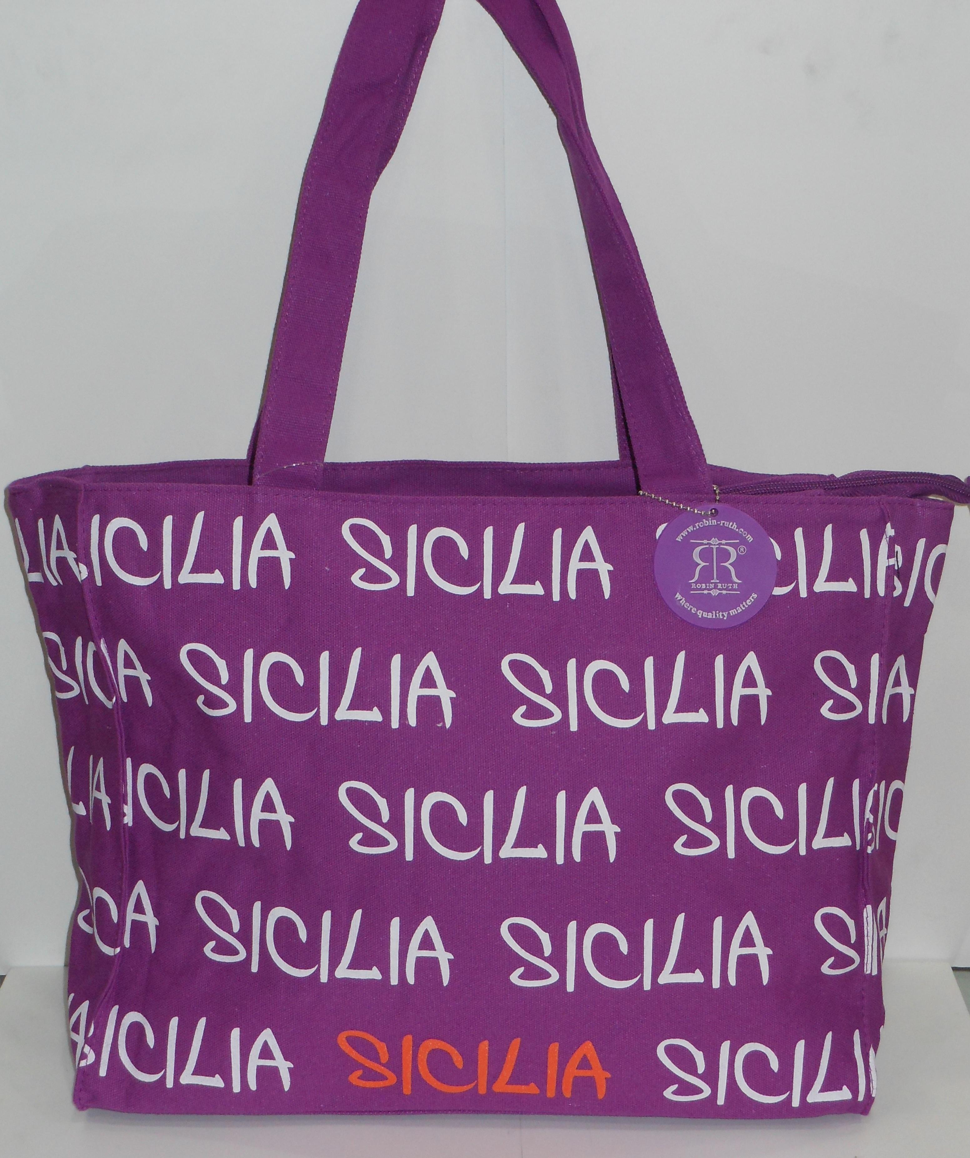 BORSA SICILIA - SICILIA GRANDE