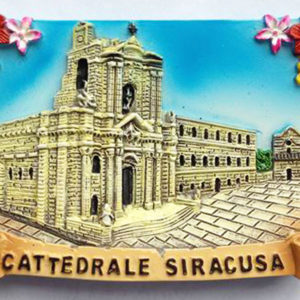 MAGNETE CATTEDRALE SIRACUSA