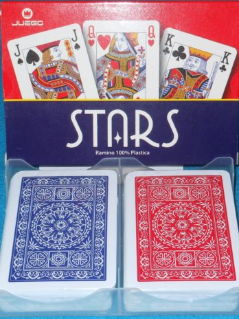 JUEGO STARS RAMINO 6 PZ
