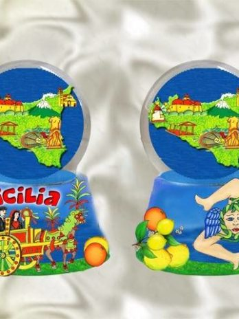 BOLLA B/RES. 45MM CART.SICILIA