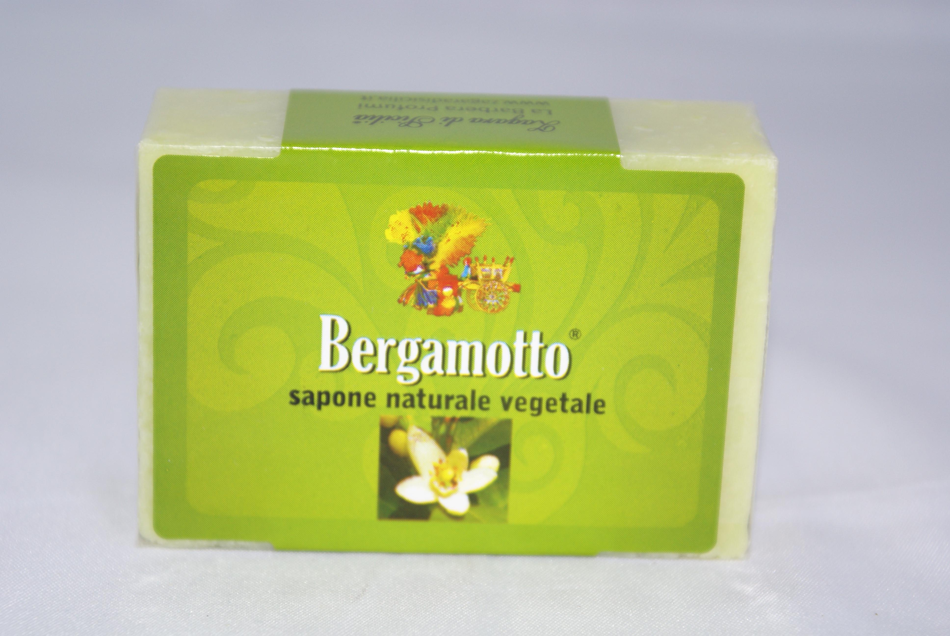 SAPONE BERGAMOTTO
