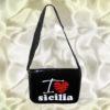 TRACOLLA PVC CM.30X33 I LOVE SICILIA