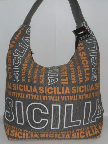 BORSA CANVAS CLASSIC SICILIA