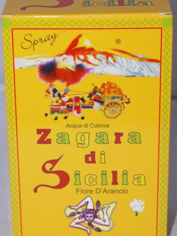ZAGARA DI SICILIA SPRAY ML100