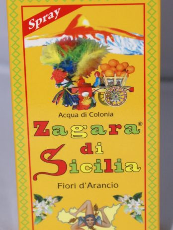 ZAGARA DI SICILIA SPRAY ML 50